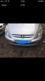 Peugeot 307 Breaking For Spares/parts estate also available