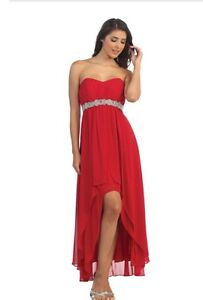 Coral Prom / Bridesmade dress