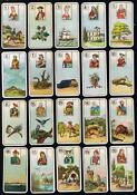 Collection Cigarette Cards