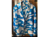 Cloud suit/ fancy dress/ festival gear