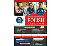 Polish For Beginners Course at Shipley College