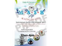 Hip Hop/neo-soul DJ for community event