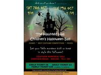 The Haunted Hall Halloween Ball, Redcar