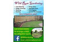 Wild Rose Gardening Services