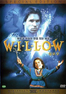 Willow - Ron Howard, Val Kilmer (1988) - DVD new