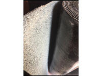 Green Mineral Torch On Roofing Felt 12m x 1m