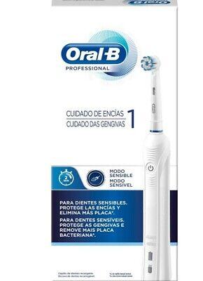 Cepillo De Dientes Eléctrico Oral-B Professional Cuidado De Encías Modo Sensible