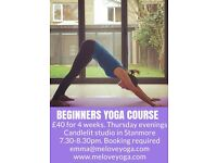 Yoga Classes In Stanmore