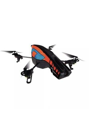 Parrot AR.Drone 2.0 Quadricopter Drone (Orange/Blue) Used