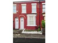 Bedford Rd L20 Large 2 bed terrace