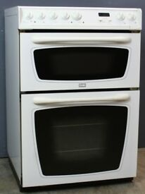 Creda Electric Cooker - Double Oven - 12 Month Warranty - BEC12571