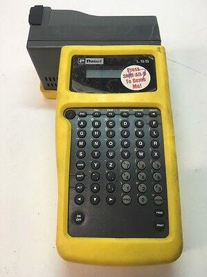 Panduit Industrial Portable Hand-held Thermal Transfer Label Printer Ls5