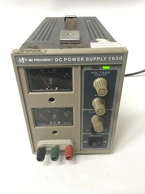 Bk Precision 1630 Dc Power Supply 30v 3amp