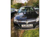 Vauxhall Astra Desi - Automatic - Black *Negotiable Price*