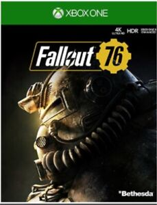Fallout 76 like New !!! Only played once ,45obo