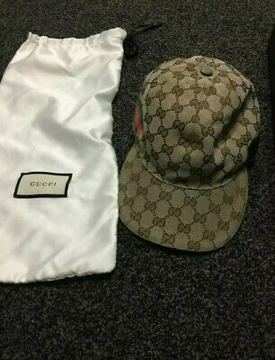 Original Gucci Cap (Used) original box/web