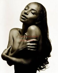 80's Vintage Eighties Art Photo Poster SADE |24 inch X 36 inch| 10