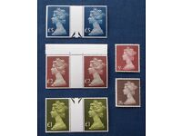 Stamps - High Value Definitives - £5, £2 and £1 Mint Unmounted - Postage Free to UK