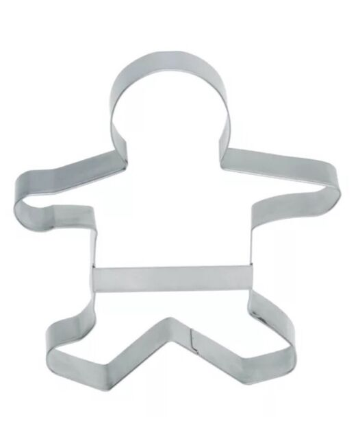 Kitchen Craft Large Gingerbread Man 16cm Cookie & Pastry Cutter