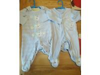 0-3 baby boy mothercare clothes