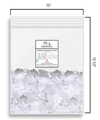 Sodium Carbonate Crystals 99.5 Pure Min. Washing Soda 3 Pounds