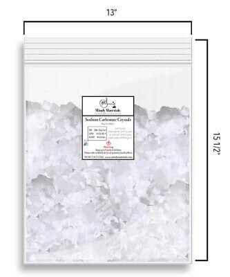 Sodium Carbonate Crystals 99.5 Pure Min. Washing Soda 5 Pounds