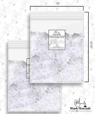 Sodium Carbonate Crystals 99.5 Pure Min. 10 Pounds 2 X 5 Lb Bags