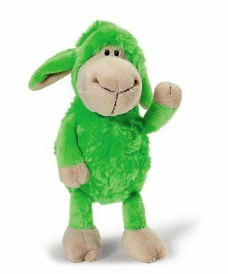 Nici Schaf Jolly colour grün 20cm Schlenker Plüsch Kuscheltier Geschenk 39260