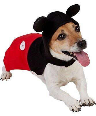 Haustier Hund Katze Disney Mickey Maus Halloween Weihnachten Kostüm