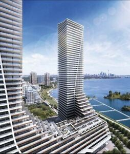 STUNNING CONDO LOCATED IN BRAND NEW BUILDING BESIDE LAKESHORE