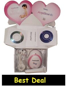 ANGELSOUNDS FETAL DOPPLER ANGEL SOUNDS HEART MONITOR