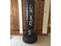 FREESTANDING PUNCH BAG ONLY £70
