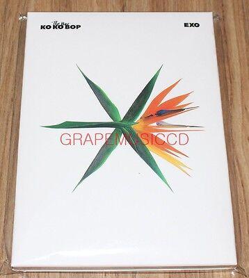 EXO KO KO BOP SMTOWN COEX Artium SUM OFFICIAL GOODS POSTCARD POST CARD SET NEW