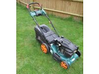 Lawn Mower 20inch Self-Propelled Electric Start Petrol Driven