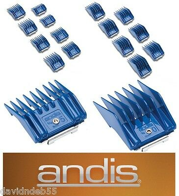 Blade Attachment (ANDIS ATTACHMENT Snap Guard Guide Blade COMB*Fit Oster A6/A5,Wahl,Laube)