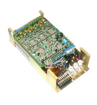 Okuma Ldu-600 Dc Servo Drive Unit 0.75 Kw 25 Amp 200220 Vac Xa Axis