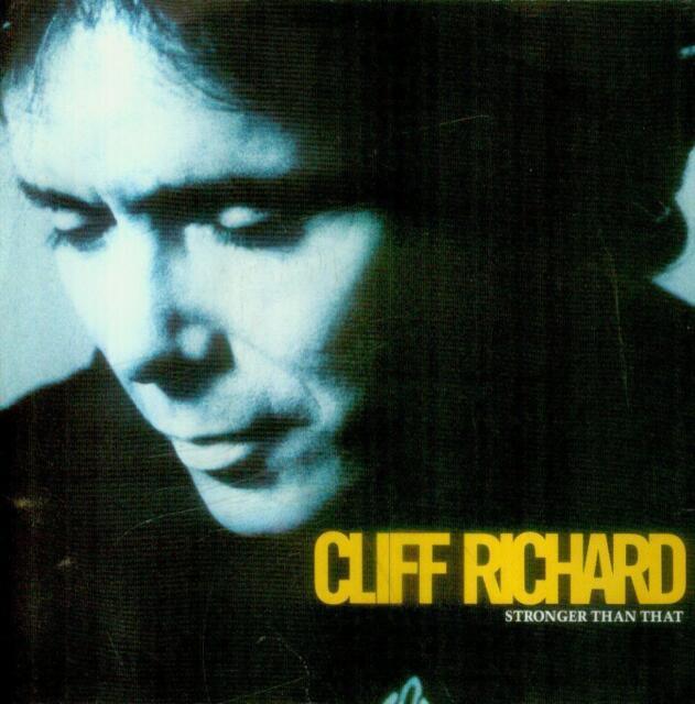 "7"" Cliff Richard/Stronger Than That (D)"