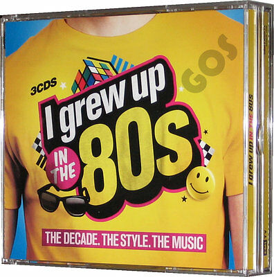 Eighties Music Compilation Number 1 Party Tracks 1980s TV Movie Theme Songs 3 CD](Movie Theme Parties)