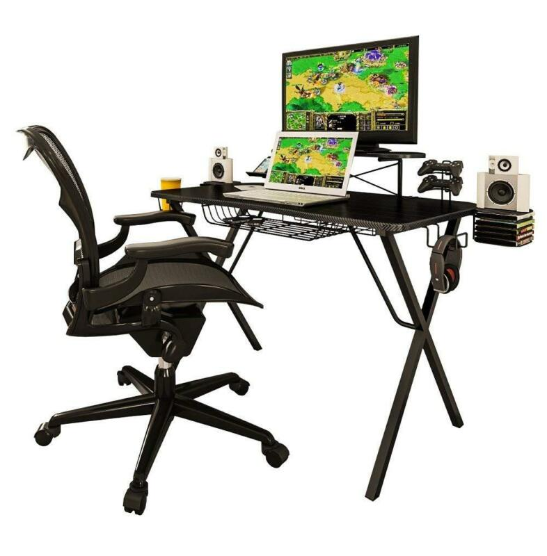 Gaming Computer Desk Table PC Pro for Ultimate Gaming Experi