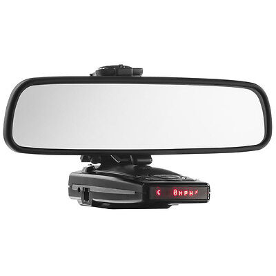 RadarMount Car Mirror Mount Bracket For Radar Detectors - Escort/Beltronics
