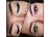 EYELASH EXTENSIONS *** ellipse eyelash extensions soft and lightweight ***
