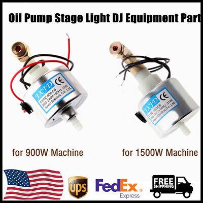 AC 110V-220V Oil Pump 40DCB Stage Party Parts For 900W/1500W Fog Smoke Machine - Fog Machine Party