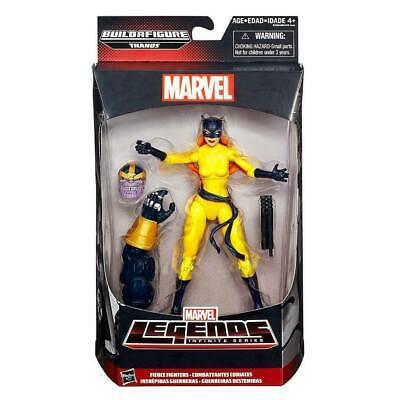 Marvel Legends Infinite Series 6 Inch Hellcat Fierce Fighters Figure