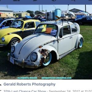 1965 beetle beach rod