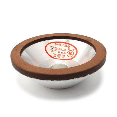 4 Diamond Grinding Wheel Cup Grit 150-600 Abrasive Grinder Disc Carbide Metal