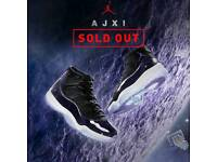 100% Authentic Brand New & Unworn Nike Air Jordan 11 Retro Space Jam XI - 378037 003