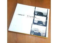 Robert Frank: Storylines book