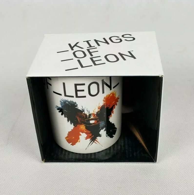 Kings Of Leon Only By The Night Mug 2009 Rock Express
