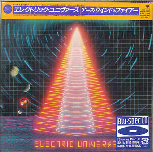 EARTH-WIND-AND-FIRE-ELECTRIC-UNIVERSE-JAPAN-MINI-LP-BLU-SPEC-CD-E50