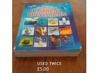 Children's Encylopedia PRICE REDUCED